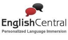 EnglishCentral badge – English...
