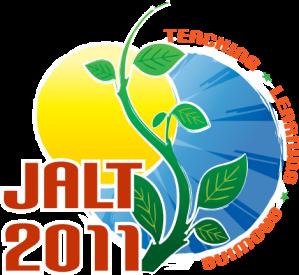 JALT2011logo
