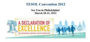 TESOL2012