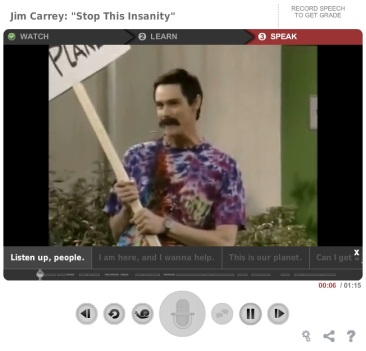 jim carrey blog