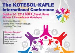 http://www.koreatesol.org/ic2014