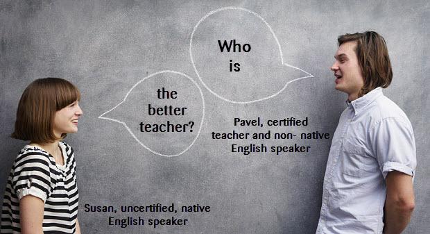 Non-native pronunciations of English