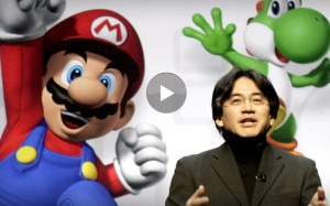 Nintendo CEO Passes Away