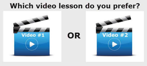 video prefer