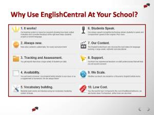 Why EnglishCentral (1)